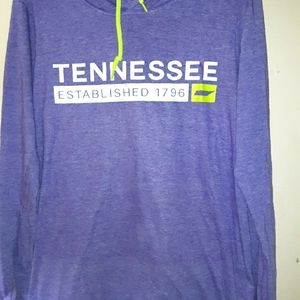 Tennessee Established 1796 Pullover by Anvil Small